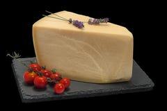 Τυρί Parmensan Στοκ εικόνα με δικαίωμα ελεύθερης χρήσης