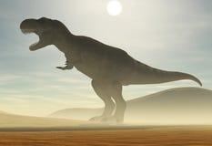 τυραννόσαυροι Στοκ φωτογραφία με δικαίωμα ελεύθερης χρήσης