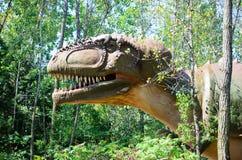 Τυραννόσαυροι Rex Στοκ Φωτογραφία