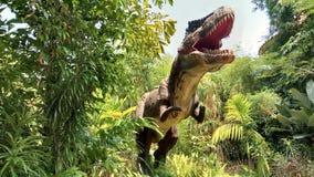 Τυραννόσαυρος Rex τ-Rex Στοκ Εικόνα