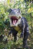 Τυραννόσαυρος Rex φρίκης Στοκ Εικόνα