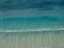 τυρκουάζ θάλασσας Στοκ Εικόνα