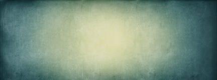 Τυρκουάζ κίτρινος τρύγος εμβλημάτων υποβάθρου πινάκων κιμωλίας Στοκ Φωτογραφίες