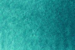 Τυρκουάζ και μπλε υπόβαθρο watercolor στενό έγγραφο ανασκόπησης που αυξάνεται μπακαράδων Στοκ φωτογραφίες με δικαίωμα ελεύθερης χρήσης