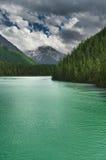 τυρκουάζ λιμνών Στοκ Φωτογραφία