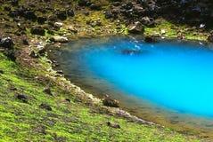 τυρκουάζ λιμνών στοκ εικόνες