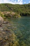 Τυρκουάζ νερά στοκ φωτογραφία με δικαίωμα ελεύθερης χρήσης