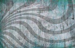 τυρκουάζ τρύγος ήλιων ακ& απεικόνιση αποθεμάτων