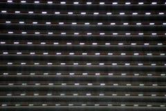 τυφλοί κλειστοί Στοκ εικόνα με δικαίωμα ελεύθερης χρήσης