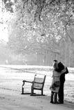 τυφλωμένη αγάπη Στοκ εικόνες με δικαίωμα ελεύθερης χρήσης