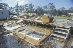 Τυφώνας Andrew Στοκ φωτογραφίες με δικαίωμα ελεύθερης χρήσης