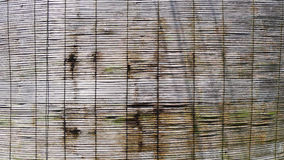 Τυφλοί μπαμπού Στοκ φωτογραφία με δικαίωμα ελεύθερης χρήσης