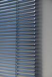 Τυφλοί παραθύρων Στοκ φωτογραφία με δικαίωμα ελεύθερης χρήσης