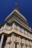 Τυφλοπόντικας Antonelliana, Τουρίνο, Ιταλία λεπτομέρεια Στοκ φωτογραφία με δικαίωμα ελεύθερης χρήσης