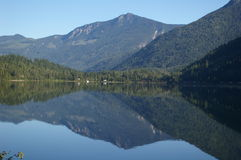 Τυχαία βουνά Στοκ εικόνες με δικαίωμα ελεύθερης χρήσης