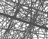Τυχαίο υπόβαθρο γραμμών abstract stripes Στοκ Εικόνες