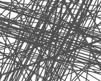 Τυχαίο υπόβαθρο γραμμών abstract stripes Στοκ Φωτογραφία