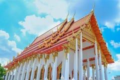 Τυχερός ναός του Βούδα στοκ φωτογραφίες με δικαίωμα ελεύθερης χρήσης