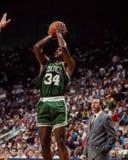 Τυχερό παιχνίδι του Kevin, Boston Celtics Στοκ εικόνα με δικαίωμα ελεύθερης χρήσης
