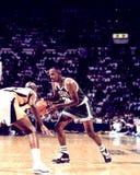Τυχερό παιχνίδι του Kevin, Boston Celtics Στοκ φωτογραφία με δικαίωμα ελεύθερης χρήσης