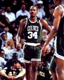 Τυχερό παιχνίδι του Kevin, Boston Celtics Στοκ εικόνες με δικαίωμα ελεύθερης χρήσης