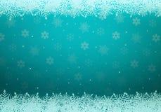 Τυλίγοντας έγγραφο Χριστουγέννων διανυσματική απεικόνιση