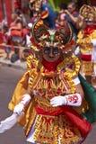 Των Άνδεων καρναβάλι - Arica, Χιλή Στοκ Φωτογραφίες