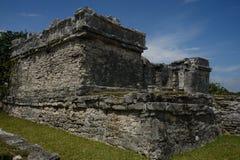 Των Μάγια καταστροφές στοκ φωτογραφία με δικαίωμα ελεύθερης χρήσης