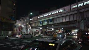 Τόκιο, Ιαπωνία - 20 Ιουνίου 2018: Τουρίστας που περπατά γύρω από το σταθμό Ueno φιλμ μικρού μήκους