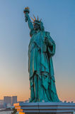 Τόκιο στο ηλιοβασίλεμα Στοκ Φωτογραφίες
