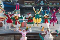 Τόκιο DisneySea στην Ιαπωνία Στοκ Φωτογραφία