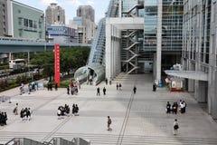 Τόκιο Odaiba Στοκ εικόνα με δικαίωμα ελεύθερης χρήσης