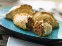 τόνος empanadas στοκ εικόνα με δικαίωμα ελεύθερης χρήσης