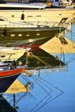 Τόξα γιοτ πολυτέλειας Στοκ φωτογραφία με δικαίωμα ελεύθερης χρήσης