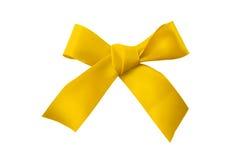 τόξο κίτρινο στοκ εικόνα με δικαίωμα ελεύθερης χρήσης