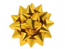 τόξο κίτρινο Στοκ Φωτογραφίες