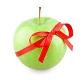 τόξο μήλων πράσινο Στοκ φωτογραφία με δικαίωμα ελεύθερης χρήσης