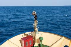 Τόξο του ινδικού σκάφους στα νησιά Andaman Στοκ φωτογραφία με δικαίωμα ελεύθερης χρήσης