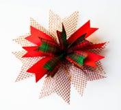 Τόξο δώρων Στοκ φωτογραφία με δικαίωμα ελεύθερης χρήσης