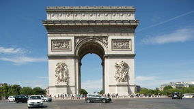 Τόξο de triomphe Παρίσι