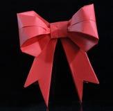 Τόξο Origami Στοκ εικόνες με δικαίωμα ελεύθερης χρήσης