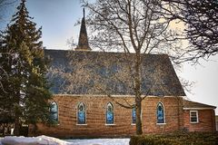 Τόπος λατρείας Στοκ Εικόνες