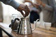 Τύποι καφέδων που τοποθετούνται στο γούστο ή τη μυρωδιά στοκ φωτογραφία με δικαίωμα ελεύθερης χρήσης
