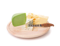 τύποι τυριών διάφοροι στοκ φωτογραφία με δικαίωμα ελεύθερης χρήσης