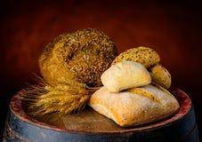 Τύποι ψωμιού Στοκ εικόνες με δικαίωμα ελεύθερης χρήσης