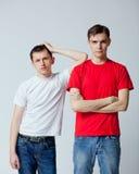 τύποι δύο Στοκ φωτογραφία με δικαίωμα ελεύθερης χρήσης