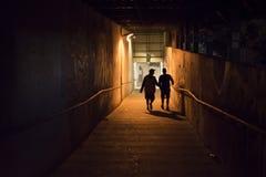 τύποι δύο Στοκ Φωτογραφία