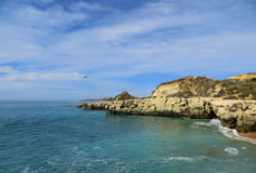 Τύπος ανακούφισης (Albufeira, Πορτογαλία) στοκ εικόνες με δικαίωμα ελεύθερης χρήσης