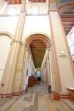 Τύπος βασιλικών εκκλησίας Στοκ εικόνες με δικαίωμα ελεύθερης χρήσης