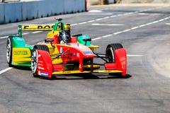 2015 τύπος Ε Putrajaya FIA ePrix Στοκ φωτογραφίες με δικαίωμα ελεύθερης χρήσης